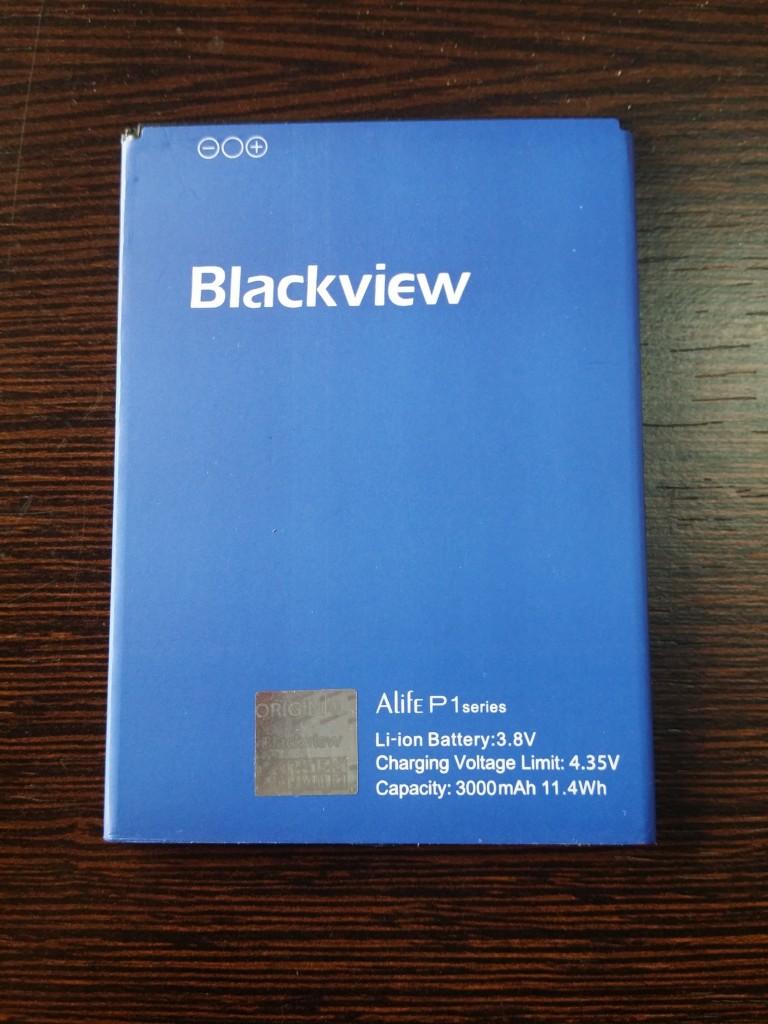 Gizlogic-Blackview-Alife-P1-Pro-batería
