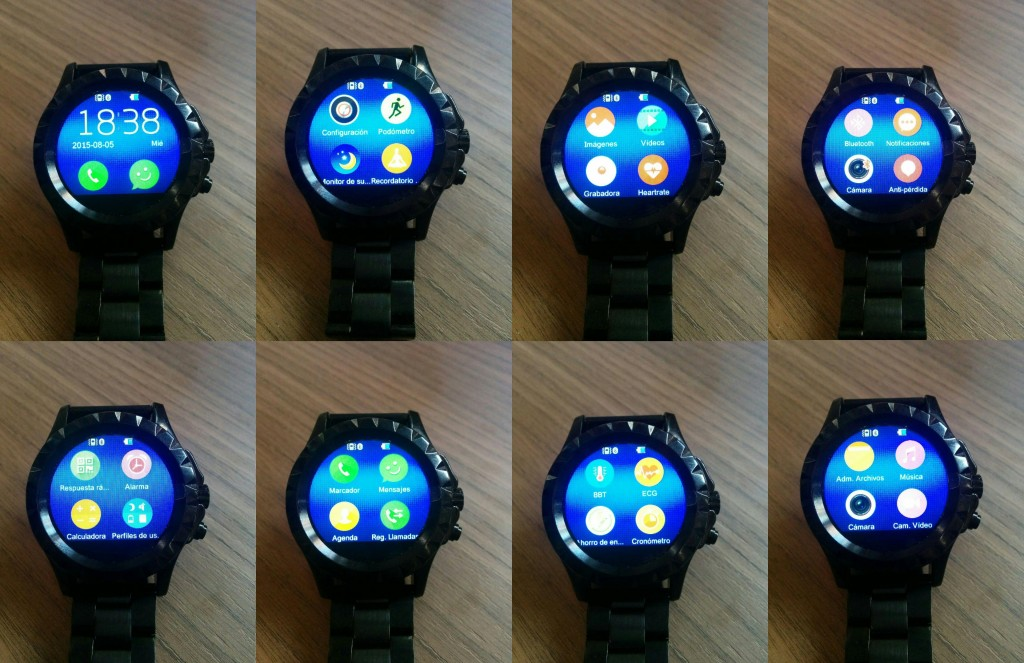 smartwatch No.1 Sun S2