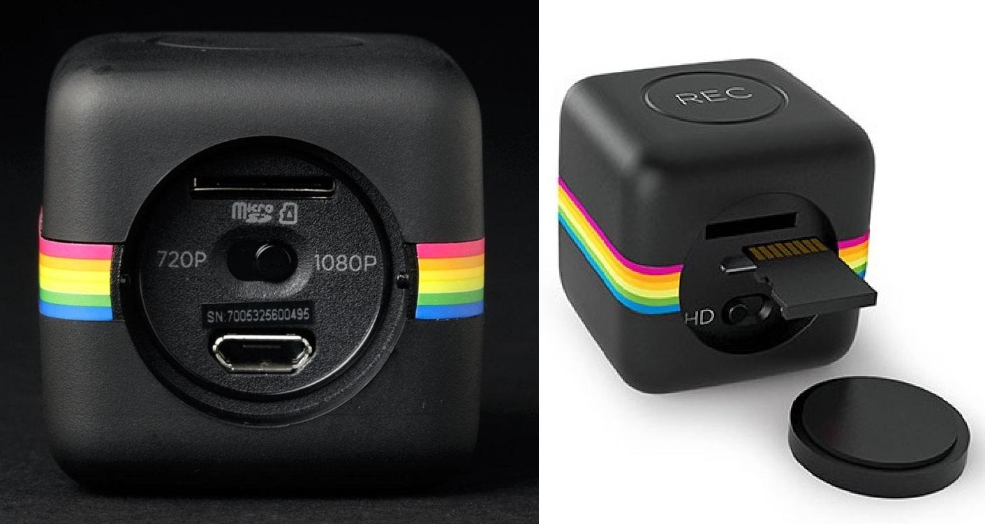2287ec219c Polaroid Cube: Competencia de Gopro, Xiaomi Yi y SJ4000.