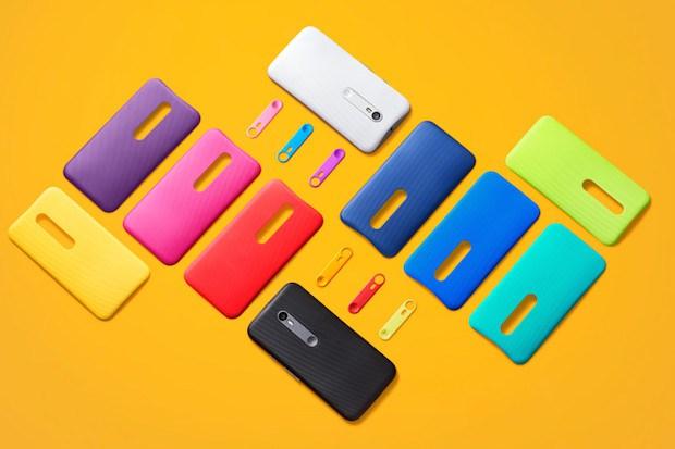 El Motorola Moto G 2015_Carcasas colores personalizables