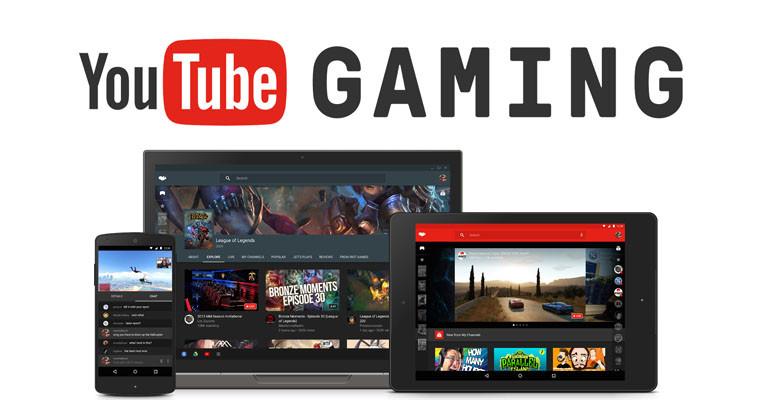 YouTube Gaming 2