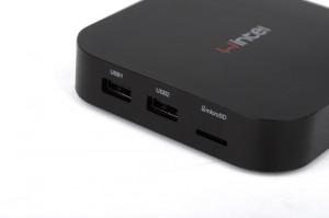 Los puertos USB y MicroSD nos permitirán ejecutar versiones Live de sistemas operativos, .