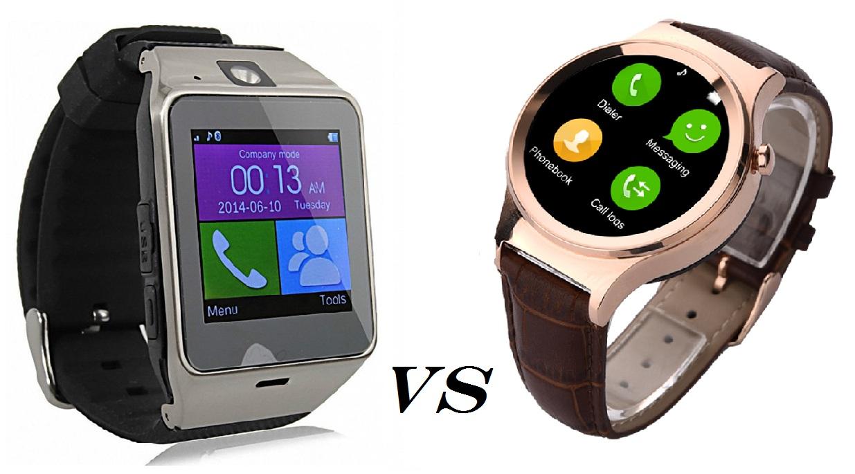 Smartwatch Gv18 Un Reloj Inteligente Con C 225 Mara Y Tarjeta Sim