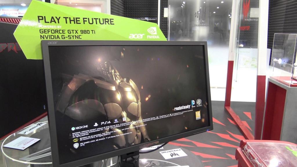 Gizlogic_Acer Predator XB281HK_monitores gaming