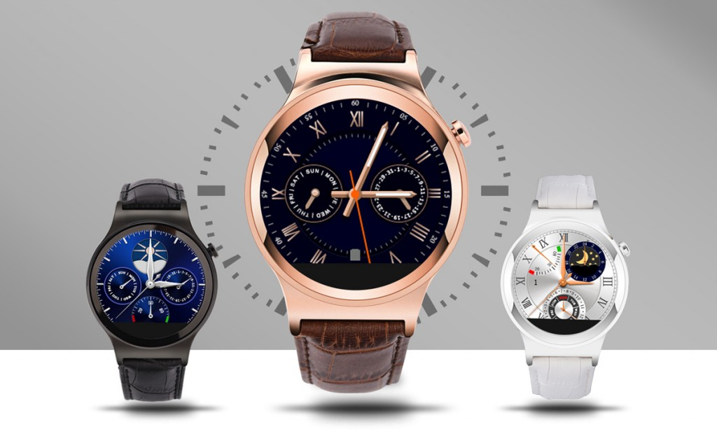 No.1 S3 Smartwatch