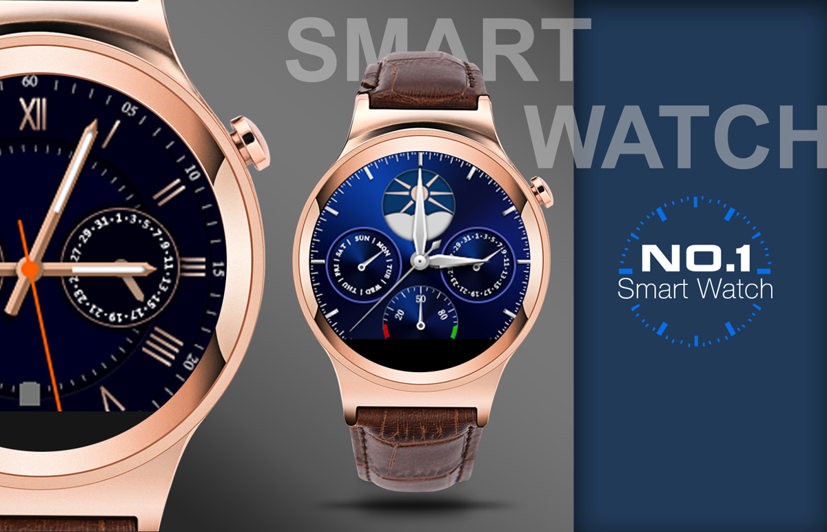 No.1 S3 Smartwatch