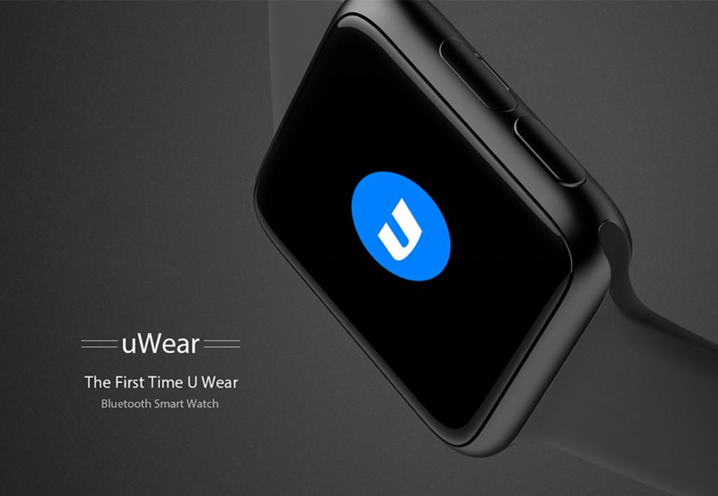 Ulefone uWear smartwatch