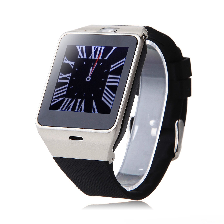Smartwatch GV18, un reloj inteligente con cámara y tarjeta SIM
