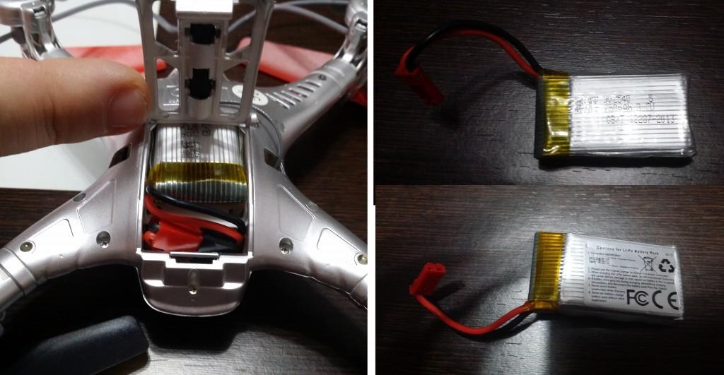 gizlogic-batería-mjx-x300c