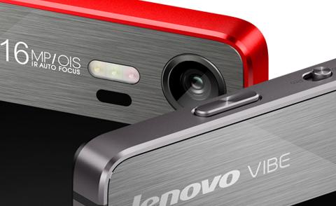 Lenovo Vibe Shot