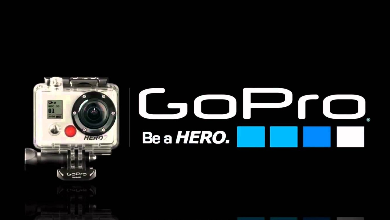 quadcopter de gopro