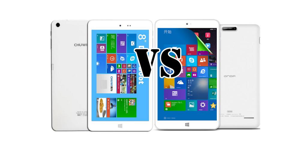 A continuación comparamos dos tablets dual boot que aunque similares tienen algunas diferencias.