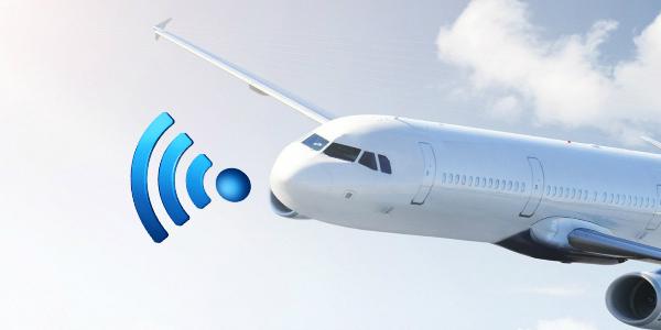 wifi en el avion