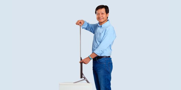 La Xiaomi Mi TV 3 tiene un cuerpo que no llega a los 4 cm de grosor