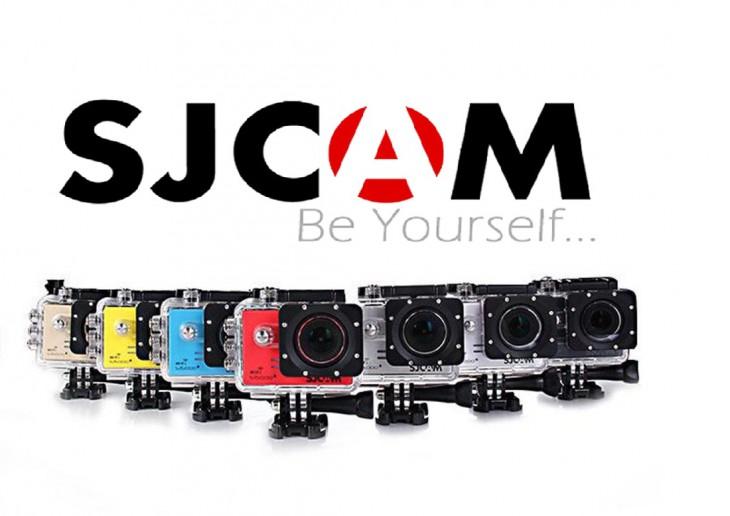 Las cámaras de SJCAM siempre han mantenido un diseño idéntico, por eso es tan sencillo copiarlo.