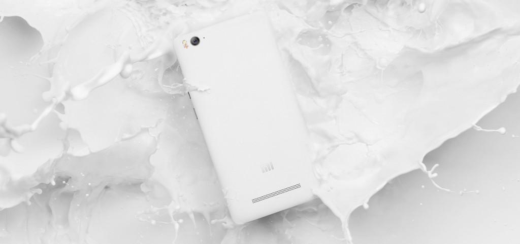 Xiaomi Mi4C blanco