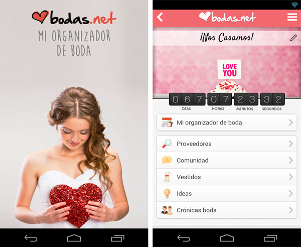 apps para organizar una boda