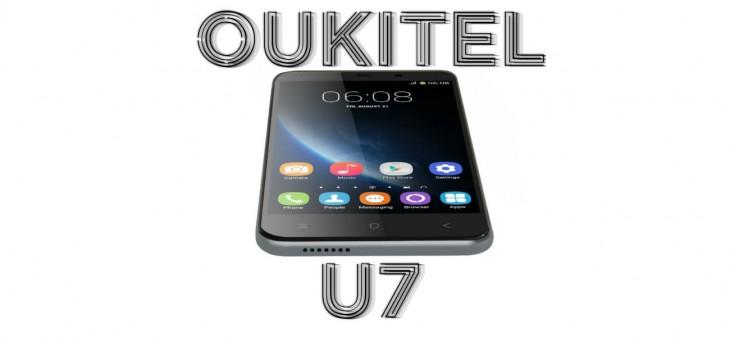 oukitel u7