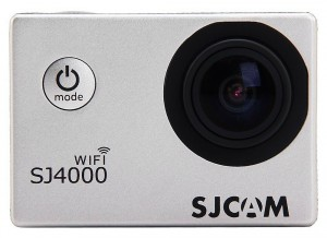 The SJ4000 is one of the most popular cameras in the world action.