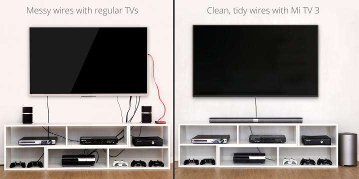 Además de incorporar muchas conexiones, nos permitirá tener el salón libre de marañas de cables.