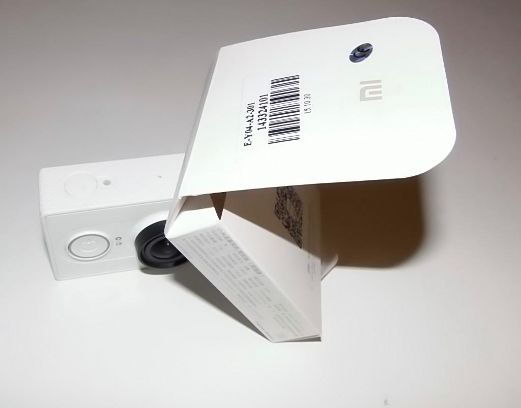 La caja de los Xioami Piston Colorful Edition es bastante sencilla y pequeña, lo que permite reducir gastos y que el precio no suba.