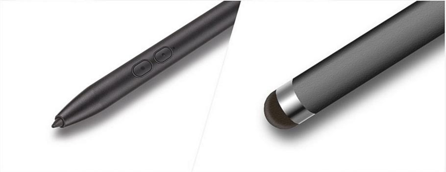Un Stylus activo como el de la Teclast X2 Pro garantiza una precisión mucho mayor que los habituales stylus pasivos.