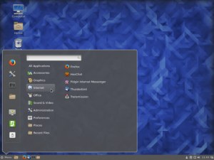 fedora-23-cinnamon-desktop-menu-613x460