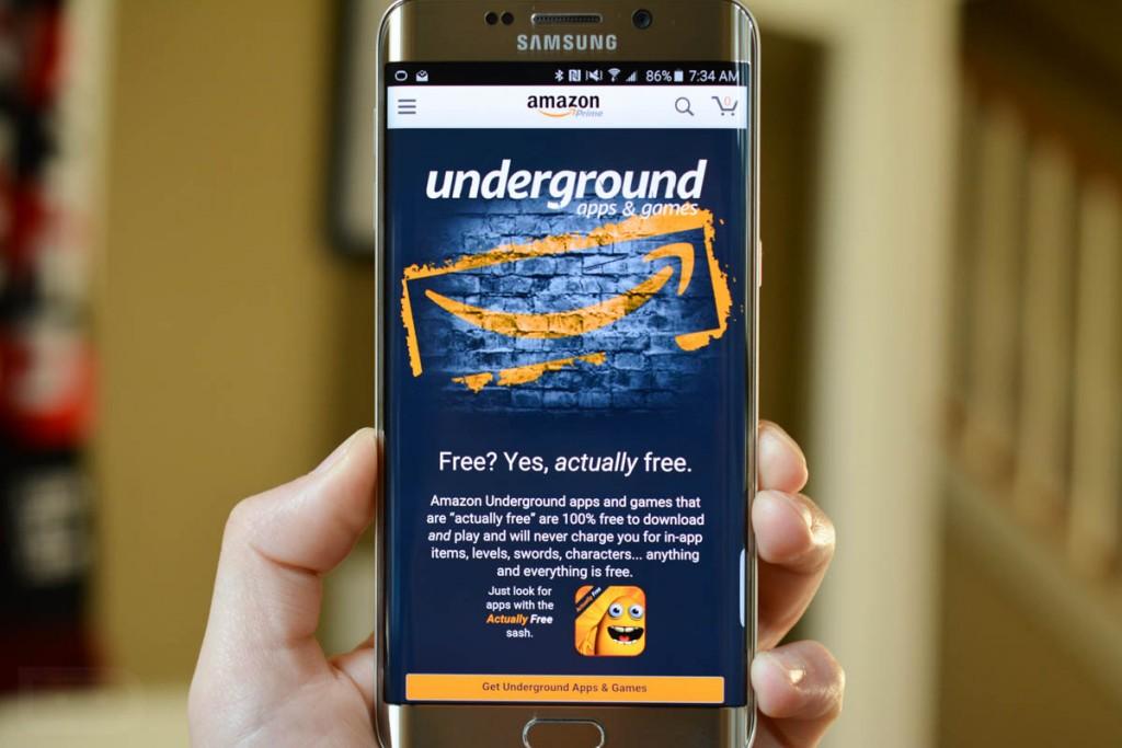 Amazon Underground 4
