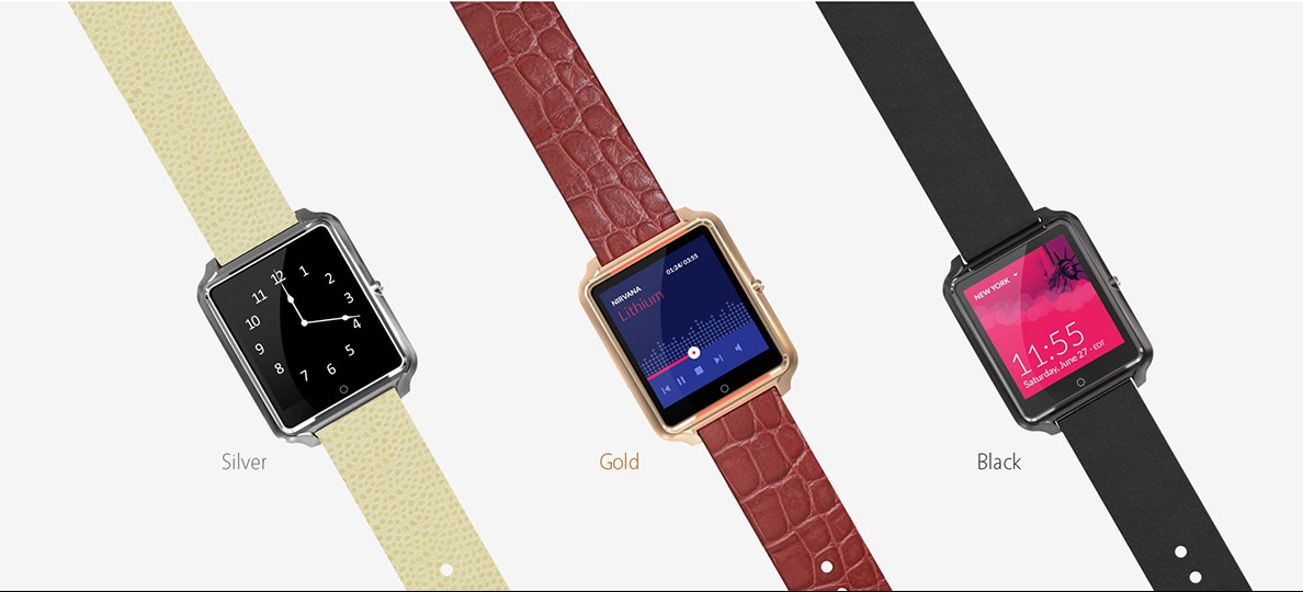 Bluboo u watch el reloj con cristal 2 5d y precio de risa - Cristal inteligente precio ...