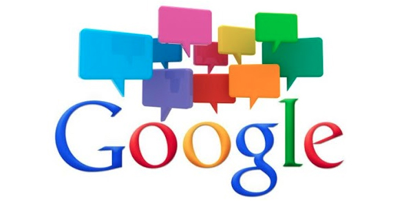 Mensajería de Google