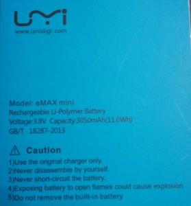 gizlogic-umi-emax-mini-batería