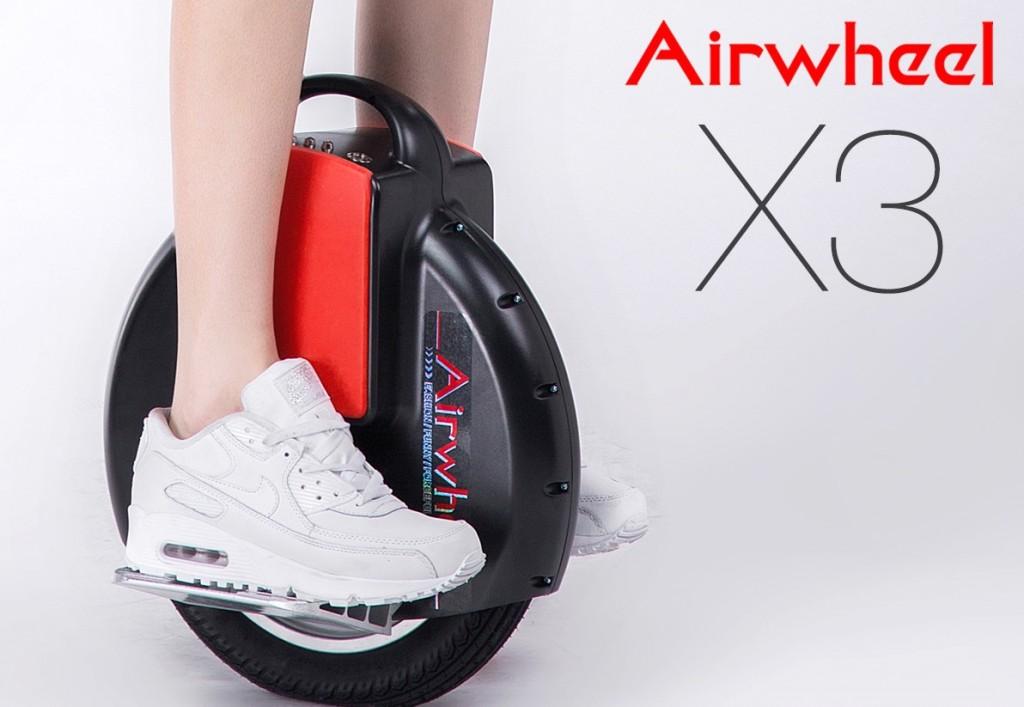 Airwheel X3 Rueda eléctrica
