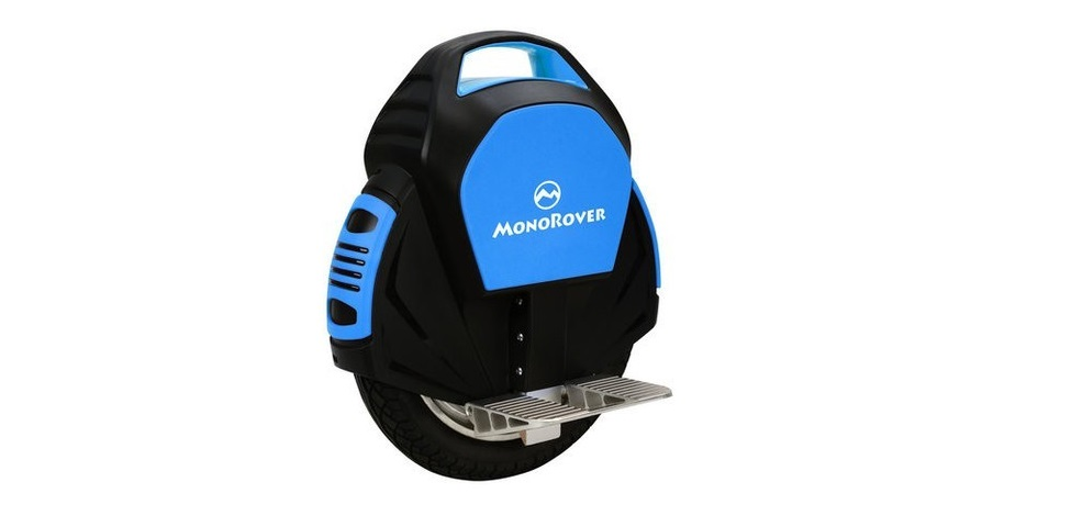 MonoRover R1 Rueda eléctrica