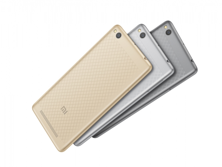 Con un cuerpo de metal y un diseño cuidado, el Redmi 3 nada tiene que envidiarle a la gama alta.