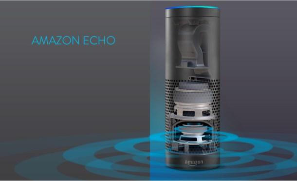 Altavoces Amazon Echo