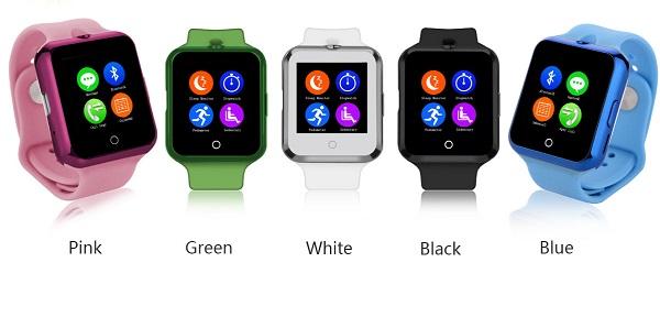 DZ02 smartwatch