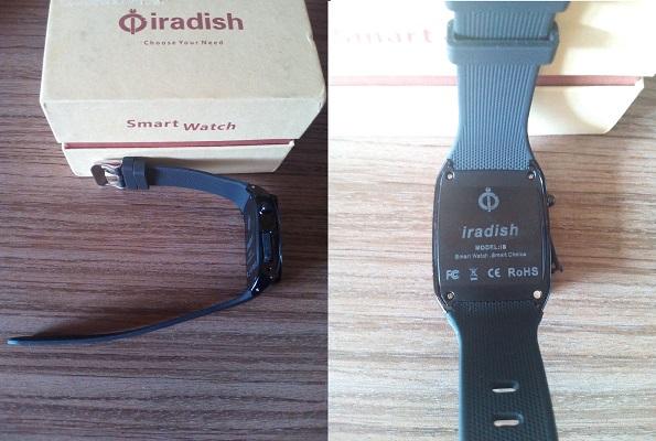 Iradish i8