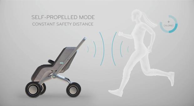 Smartbe Stroller 2