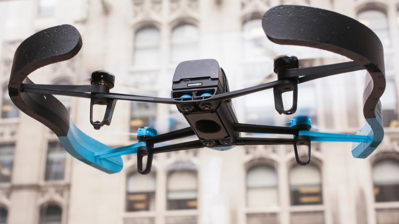 drones qualcomm