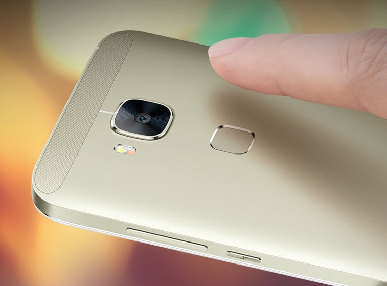 gizlogic- Huawei GX8 -fingerprint