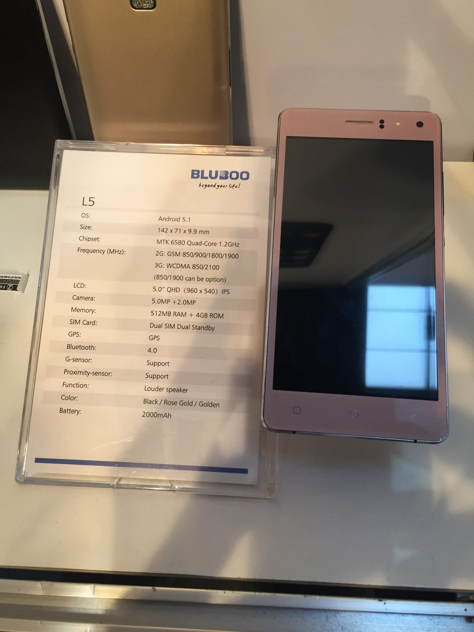 Bluboo XFire 2