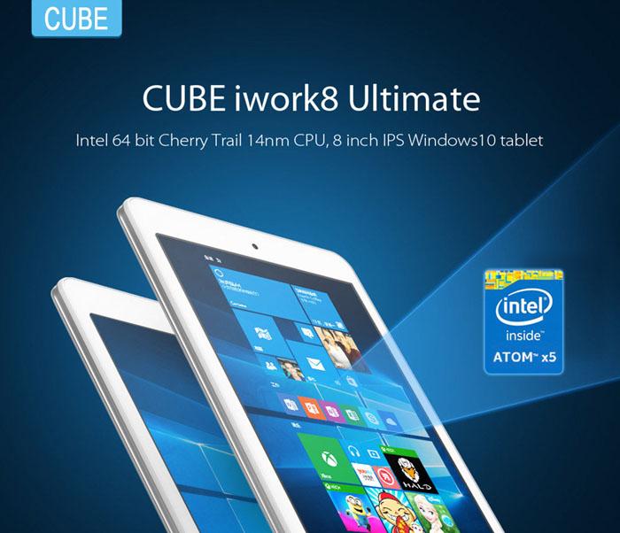 Cube iwork8 Ultimate