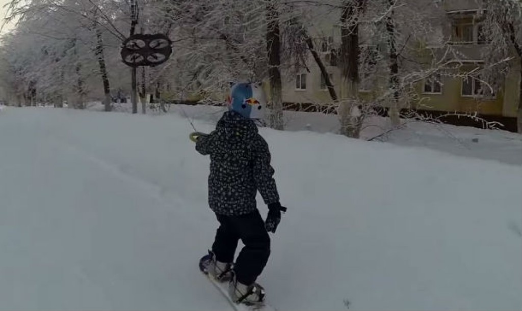 Droneboarding 3