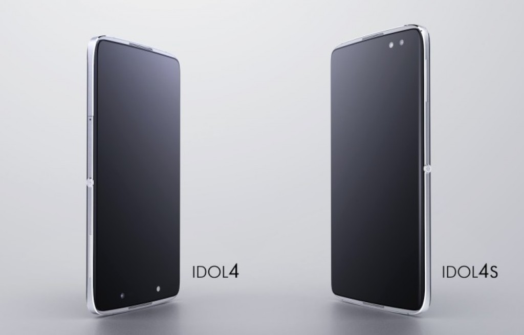 Alcatel 10 Plus_ Alcatel Idol 4S