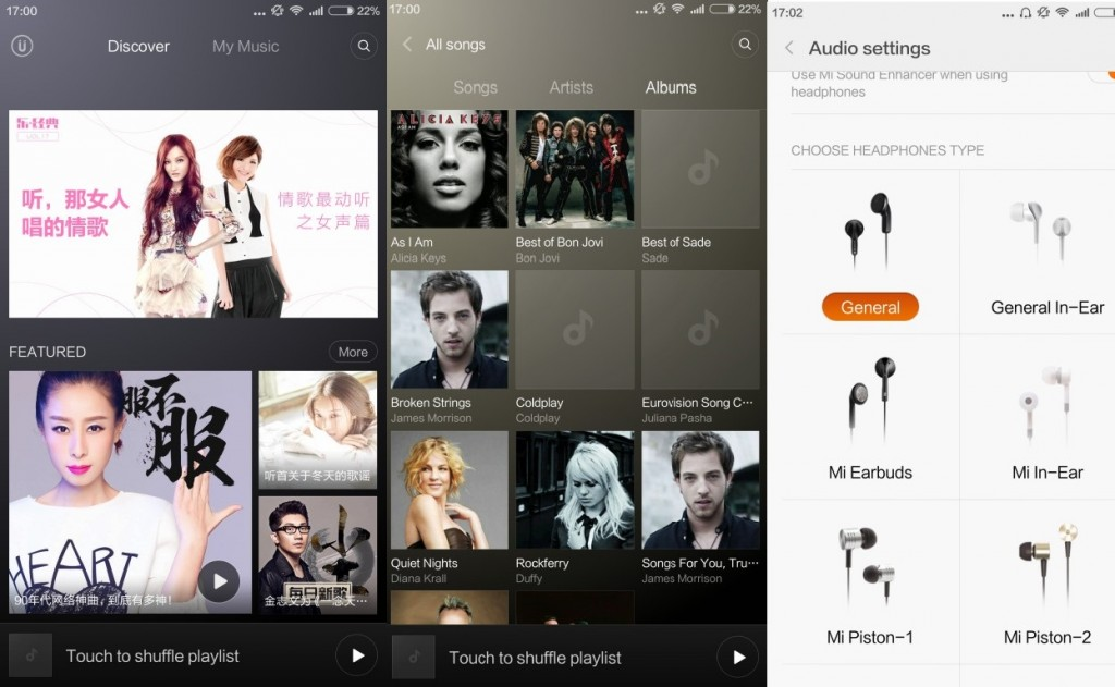 Gizlogic_ Xiaomi redmi Nte 3_musica menu (1)