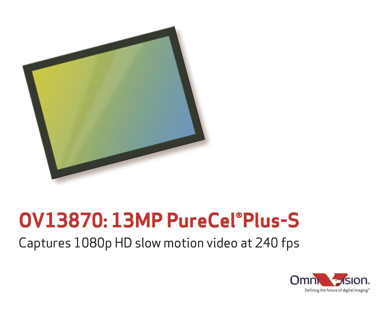 Omnivision OV13870 Purecel Plus-S