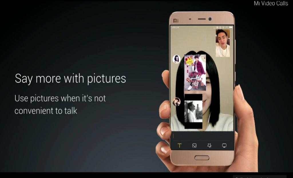 Gizlogic_Xiaomi Mi 5_videollamada