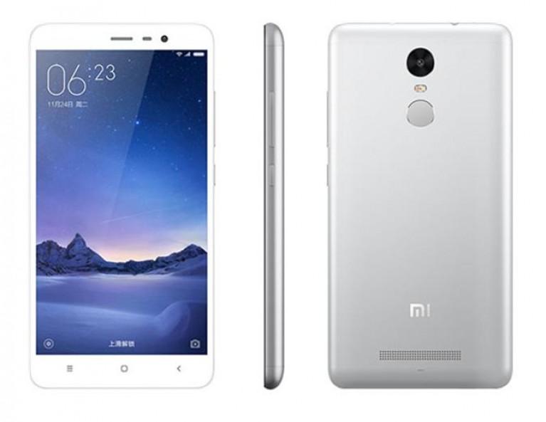 Xiaomi Redmi Note 3 posee un estilo clásico