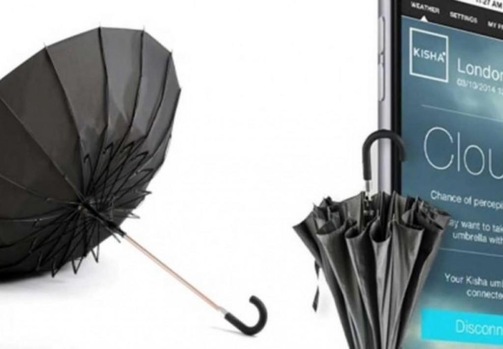 Paraguas inteligente 2