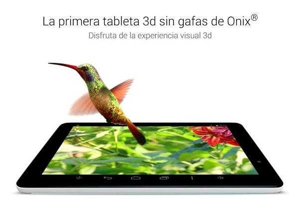 Tableta Onix 8 QC 3D